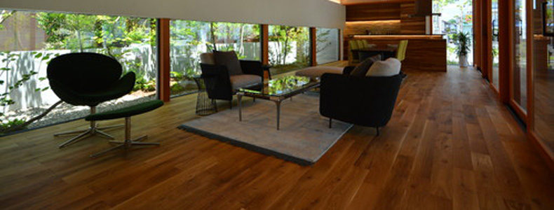 houzz|素材|無垢材の床